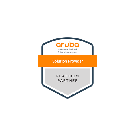 Qolcom is delighted to announce Platinum Partner status from HPE Aruba.